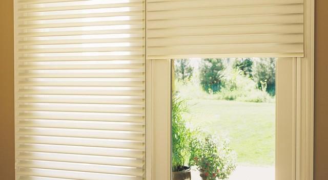 Hunter Douglas Nantucket™ Window Shadings - Contemporary - Window ...