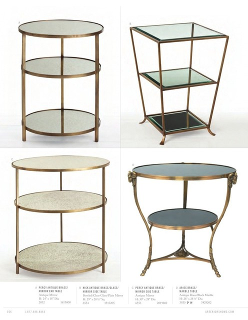 Teeny Tiny Tables eclectic-side-tables-and-accent-tables