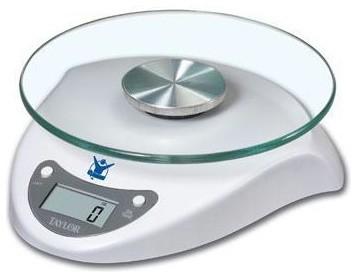 Digital Food Scale 6.5lb contemporary-timers-thermometers-and-scales