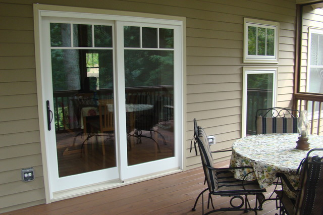 Integrity Sliding French Eclectic Windows And Doors Atlanta