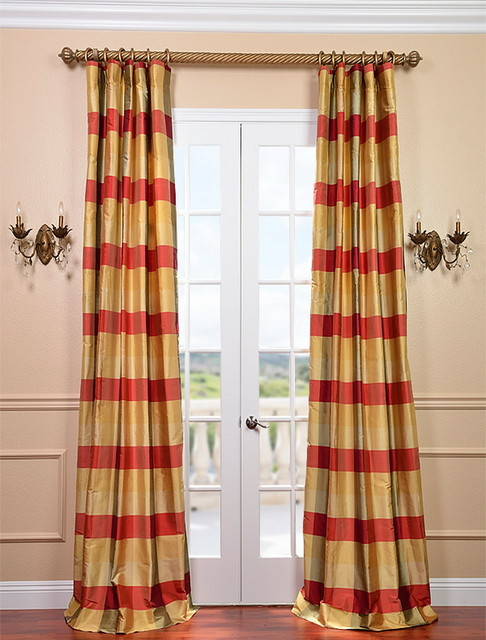 Curtains And Drapes Plaid Decorate The House With Beautiful Curtains