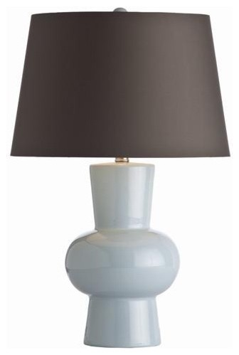 Arteriors Sybil Oceanair Porcelain Lamp traditional table lamps