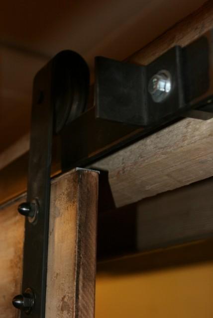Rustica Hardware Australia: Industrial Barn Door Hardware