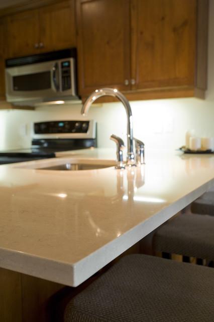 Seifer Countertop Ideas contemporary-kitchen-countertops