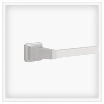 Liberty Hardware D2424PC Futura - Franklin Brass 25.94 Inch Towel Holder - Polis modern-towel-bars-and-hooks