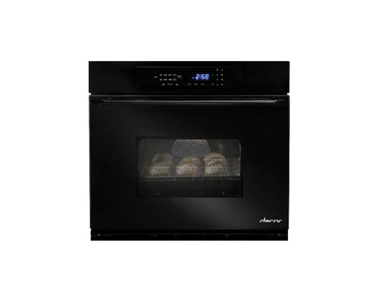 "Dacor Classic Epicure 27"" Single Wall Oven, Black 