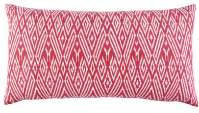 Pomegranate Bolster eclectic pillows