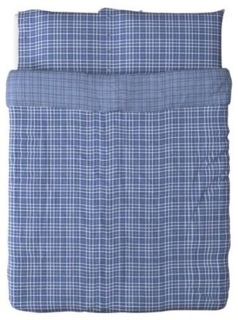ALVINE RUTOR Duvet cover and pillowcase(s) modern-duvet-covers
