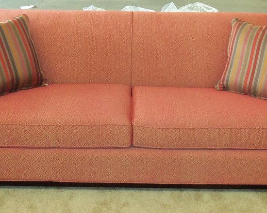 Customer Custom Orders - Rowe Martin Sofa