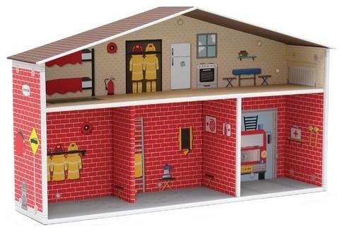 Dylen Fire Station modern-kids-toys