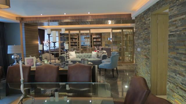 Sttn II03 traditional-living-room