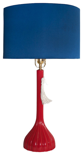 Ro Sham Beaux George Lamp - Modern - Table Lamps - by Zinc Door