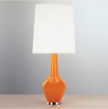 Capri Bottle Lamp modern table lamps