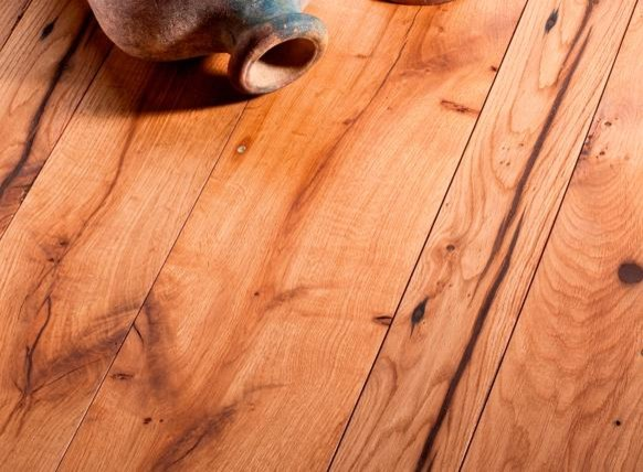 French Oak Flooring Collection - Antique Wood- Chateau Chalon- Francois & Co.  wood flooring