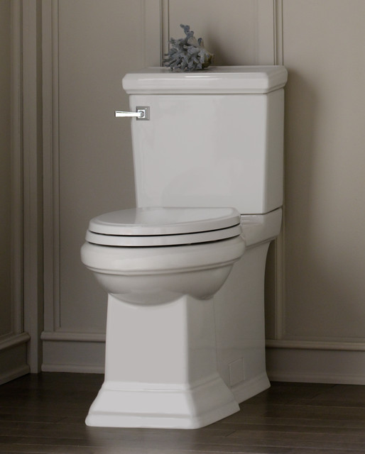 town square flowise concealed trapway right height elongated toilet