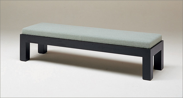 Conde House Cubis Bench Modern Upholstered Benches By 2Modern