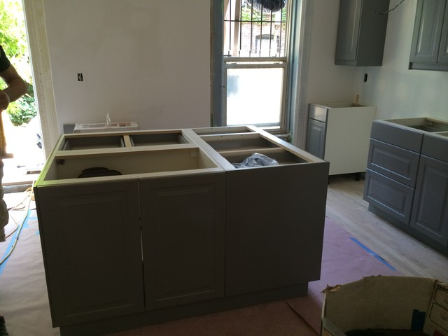 Ikea kitchen install brownstone brooklyn ny for Ikea installation nyc