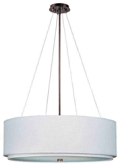 Elements 3-Light Pendant modern-pendant-lighting