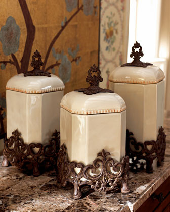 GG Collection Large Canister traditional-food-containers-and-storage