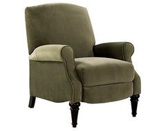 Angela Recliner Chair traditional-accent-chairs