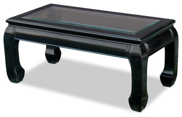 Coffee Table W Glass Asian Coffee Tables By China Furniture And