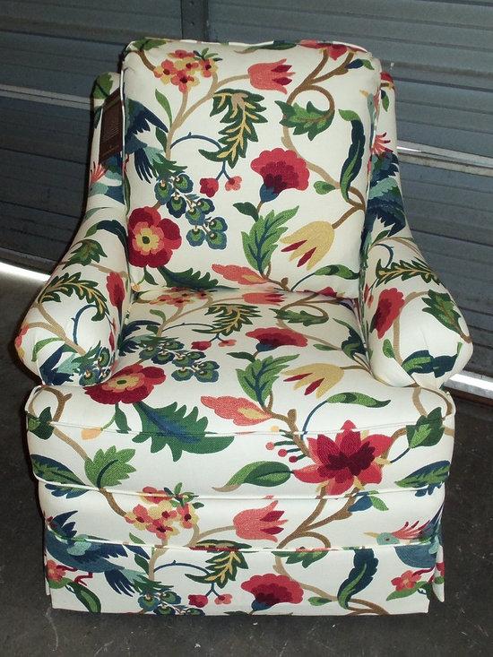 Customer Custom Orders - King Hickory Ginger Chair