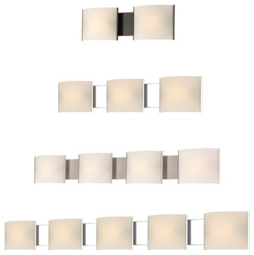 Pannelli Bath Bar - modern - bathroom lighting and vanity lighting ...