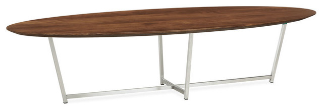 Soto Stainless Steel Cocktail Table coffee-tables