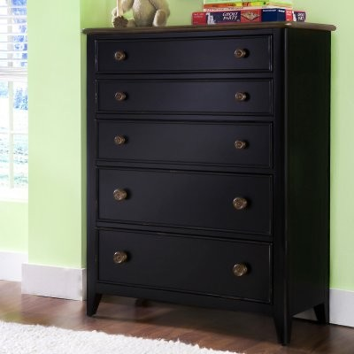 Weekends 5 Drawer Chests modern dressers chests and bedroom armoires