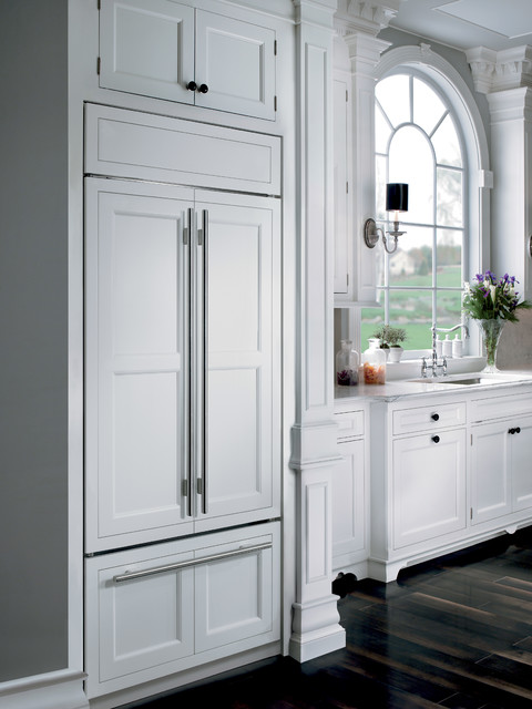 """Sub-Zero 42"""" Over-and-Under with French Door Refrigerator ..."""