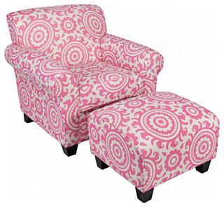 ... - Contemporary - Armchairs And Accent Chairs - by Overstock.com