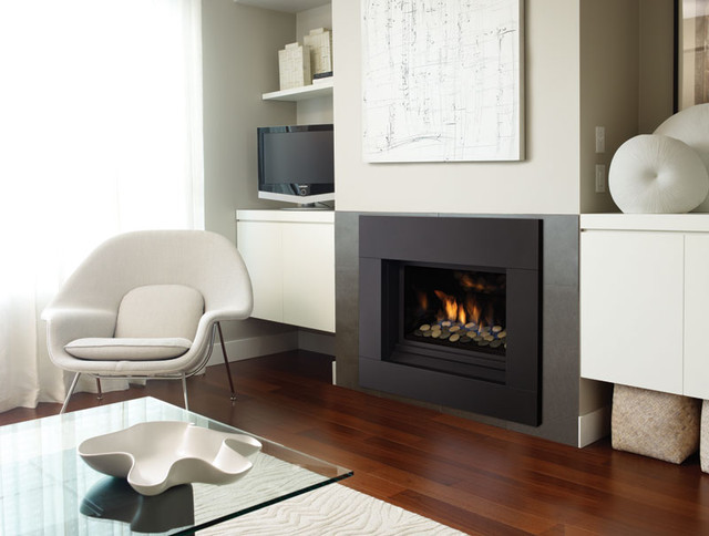 Gas Fireplaces contemporary fireplaces