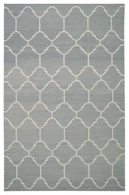 Arabesque rug in Oslo Gray rugs