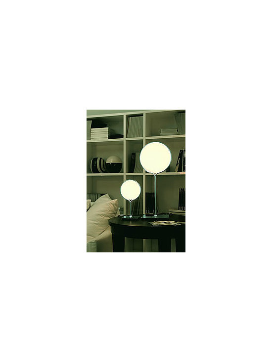 ANGELINA TABLE LAMP BY PENTA LIGHT - The Angelina table lamp is a simple and stylish design.