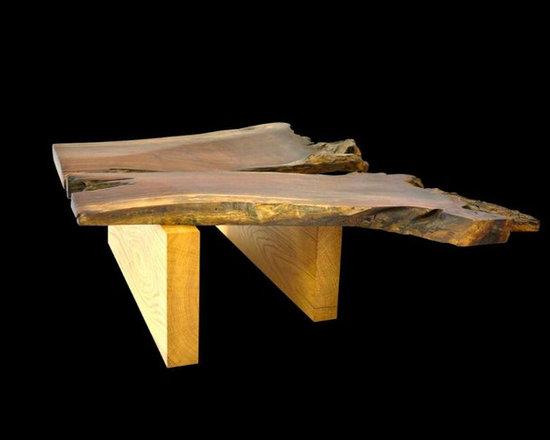 Walnut Oak Coffee Table - Robin Wade