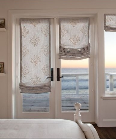 Roman Shades For French Doors Pictures to pin on Pinterest & Roman Shades For French Doors ~ Creative Ideas for Your Home Design Pezcame.Com