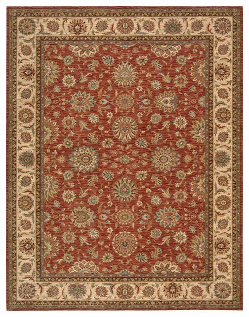 NOUR-66785 Nourison Living Treasures Area Rug Collection traditional-rugs