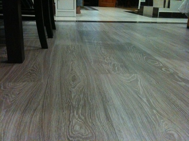Flooring at No. 11A, Kota Puteri contemporary-laminate-flooring