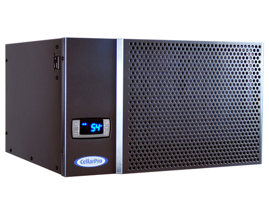 CellarPro - CellarPro 1800QT Wine Cellar Cooling Unit - Want a worry-free wine cellar? Install this superior cooling unit. It keeps your collection at the ideal temperature, allows for adjustable humidity control and operates virtually hum-free.