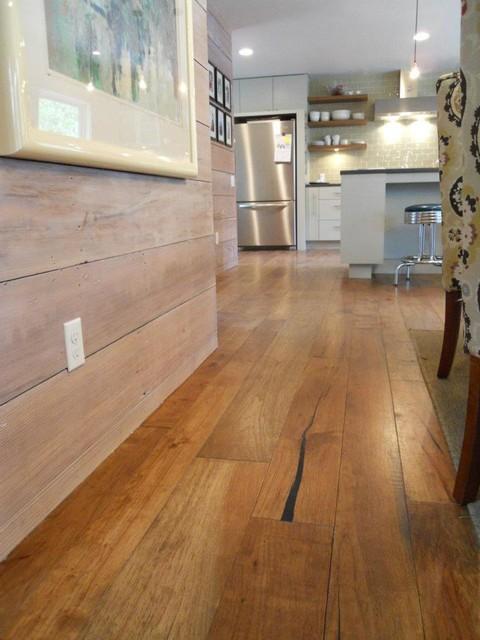 Southern Pecan Modern Hardwood Flooring Austin By