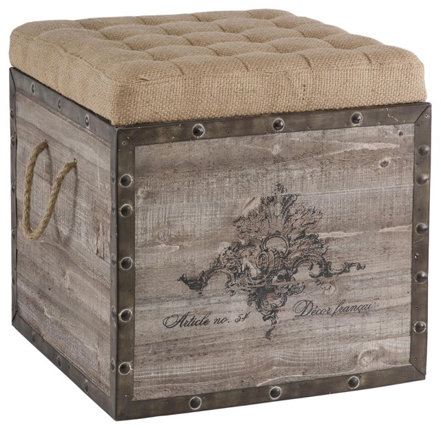 Aidan Gray Storage Cube eclectic-footstools-and-ottomans