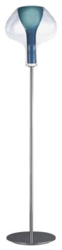Soft Torchiere Floor Lamp contemporary-floor-lamps