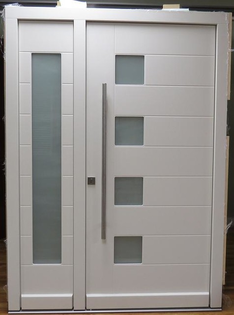 Modern Exterior Door Model 046 - Contemporary - Front Doors - new ...
