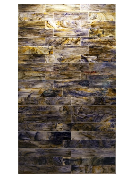 Hirsch glass tile Raw Elegance. Color Ravishing -