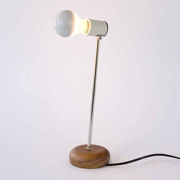 Bent Lamp - General Store modern table lamps