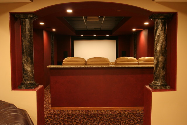 Theater Rooms home-theater