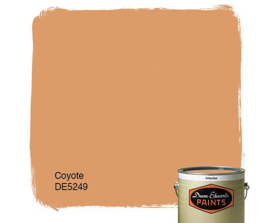 Dunn-Edwards Paints Coyote DE5249 -