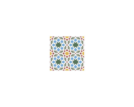 Morisco - 8x8 Cement Tile
