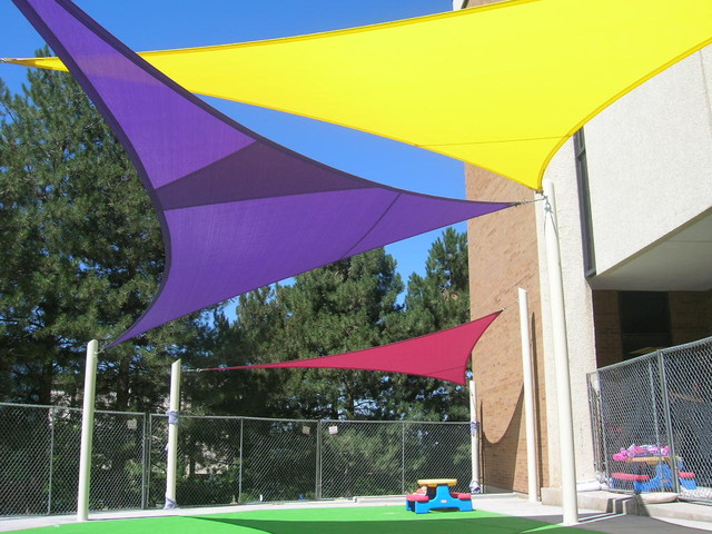 Wicked Shade Projects eclectic-patio