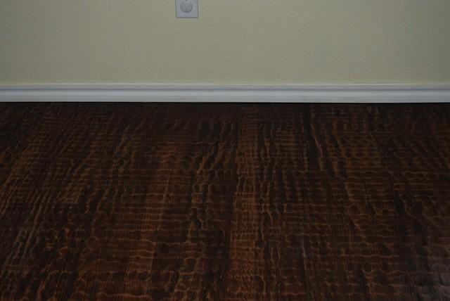 Handscraped Reclaimed Wood Flooring Traditional